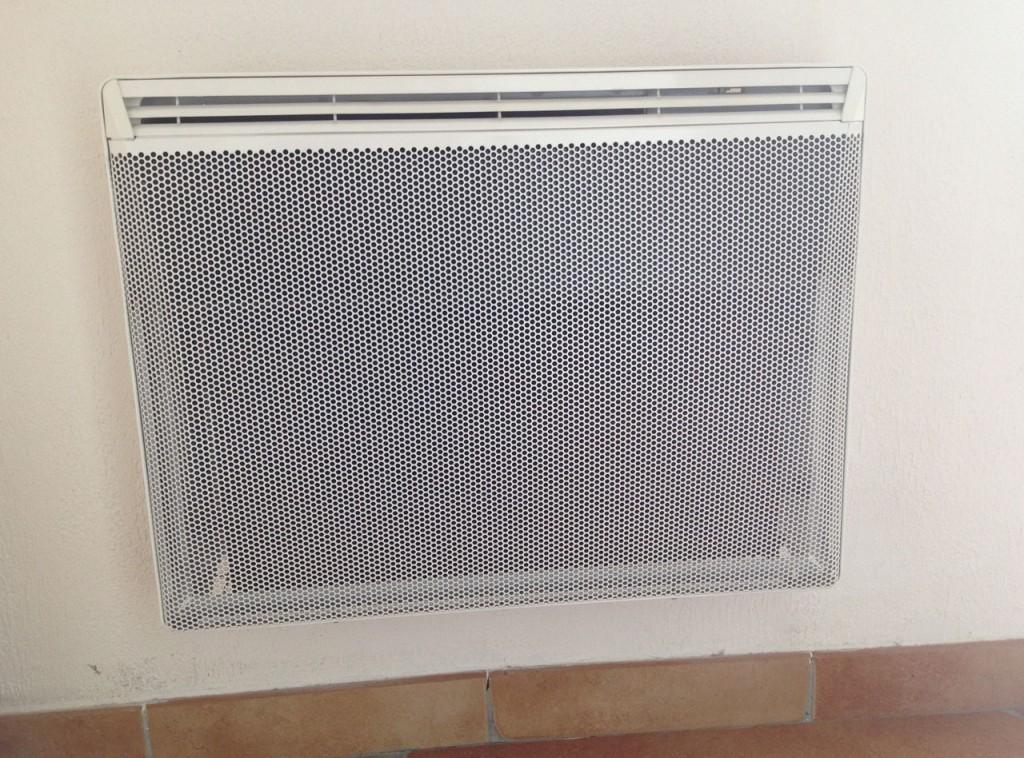 Un chauffage électrique idéal pour votre maison.