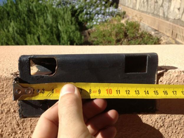 Le mètre ruban est un indispensable de la boîte de bricolage
