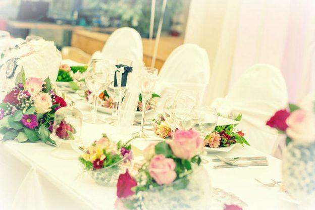 accessoire decoration table mariage